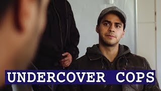 Undercover Cops | David Lopez