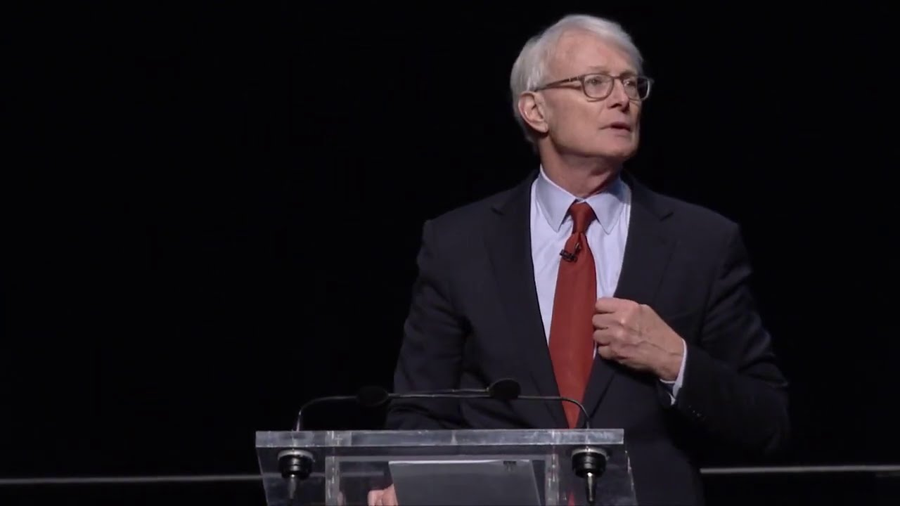 Michael Porter - Link society to core business strategy