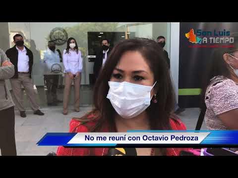 No me reuní con Octavio, la foto fue circunstancial: Sonia Mendoza