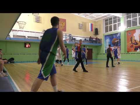 РБЛ ДГТУ vs БУЭНА-СУЭРТА 14 01 20