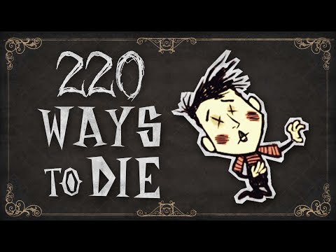 Many Ways to Die (Don't Starve Supercut)