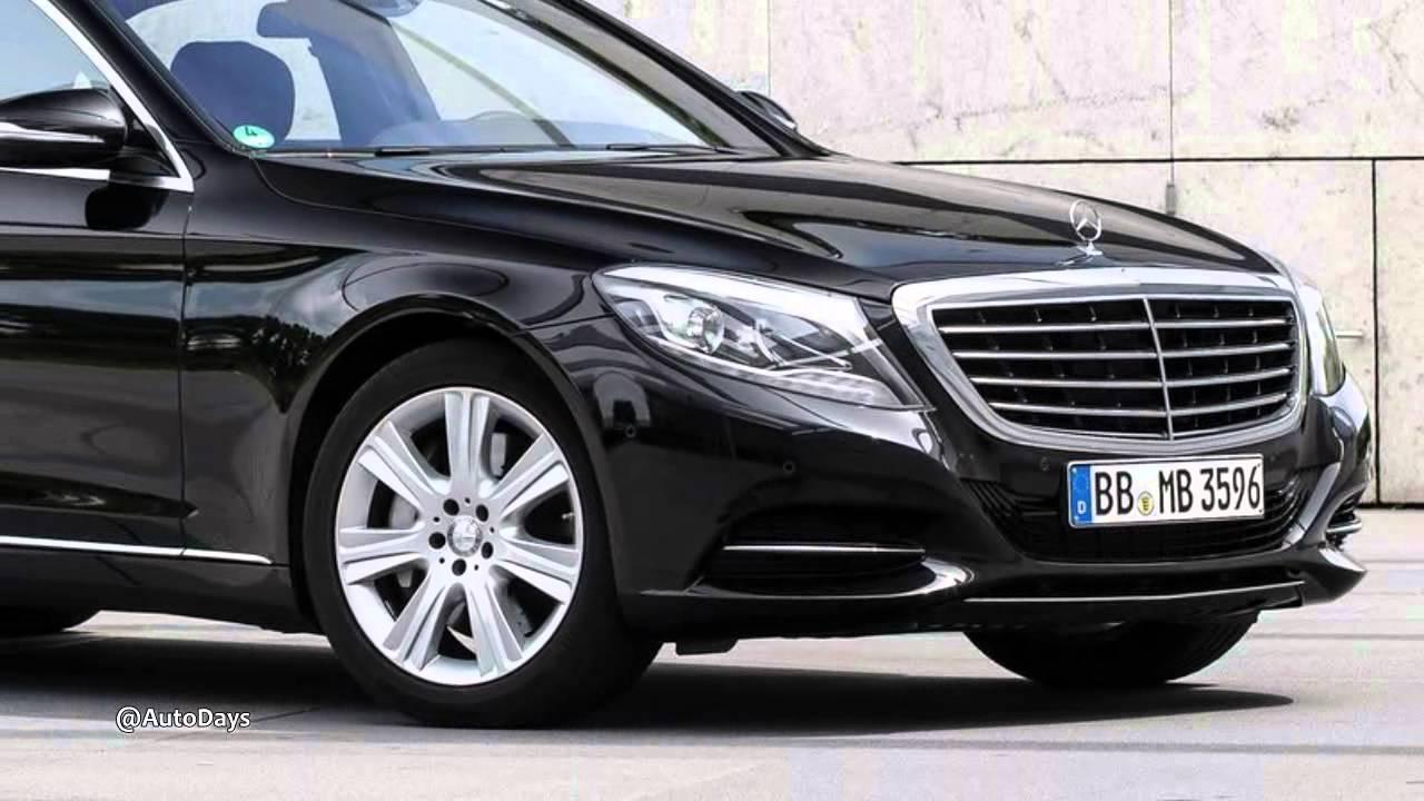 New 2015 Mercedes Benz S500 Plug In Hybrid - YouTube