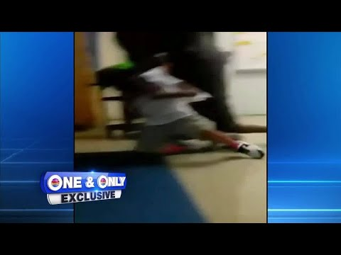 Teacher under fire for throwing student during fight at Homestead Middle School