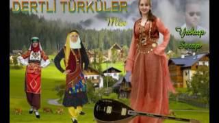 Elektro Sazlı Dertli Türküler 17 Adet Mix Süper Tavsiye