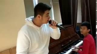 Карен Айрапетов и Вардан Варданян - Despacito live piano cover