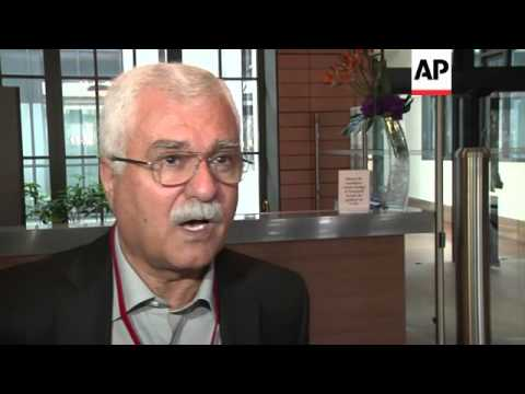 Syria opposition leaders meet donors to discuss aid, comments