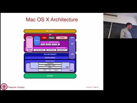 Lecture 3: Operating System Structures