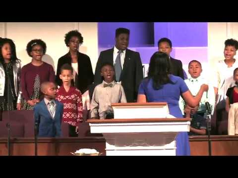 Southwest Adventist Junior Academy Choir - Take Time - [4/14/18]