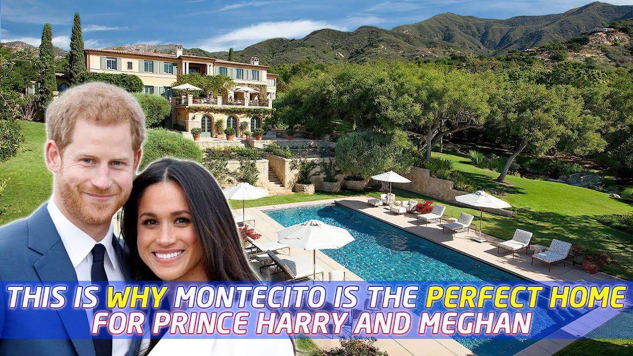 montecito is the perfect home for prince harry and meghan markle youtube montecito is the perfect home for prince harry and meghan markle