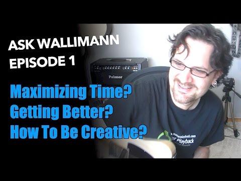 Ask Wallimann: Music Business, Self Employed