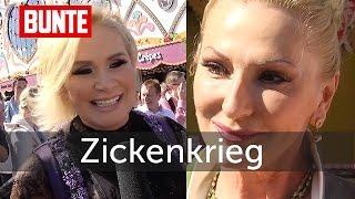 Claudia Effenberg & Désirée Nick - Showdown im Zickenkrieg   - BUNTE TV