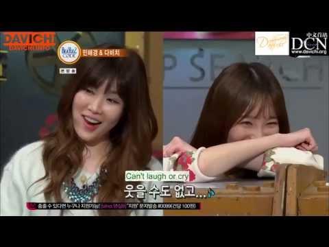 [ENGSUB][130429] Davichi Cut @ Mnet Beatles Code Part 1/2
