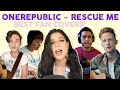 OneRepublic - Rescue Me | Tribute Covers Compilation