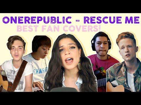 OneRepublic - Rescue Me | Tribute Covers Compilation