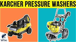 6 Best Karcher Pressure Washers 2019