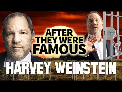 HARVEY WEINSTEIN - AFTER They Were Famous - Cara Delevingne, Angelina Jolie, Gwyneth Paltrow