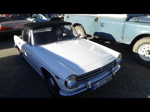 1964-68, Innocenti S 1100