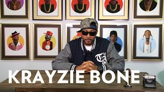 "Krayzie Bone Details ""Chasing The Devil,"" Eazy-E"