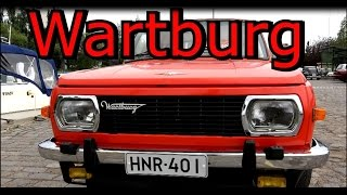 Wartburg 353W -Old Classic car Warre Tampere Mustalahden satama(Wartburg 353W -Old Classic car Warre Tampere Mustalahden satama.5.8.2015. Auto, car, cars, drive the car. The best in the world! Sports car, motor sport, car ..., 2015-09-24T19:22:05.000Z)