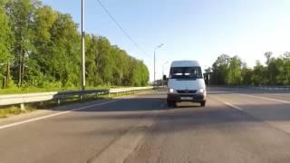видео мерседес спринтер пассажирский