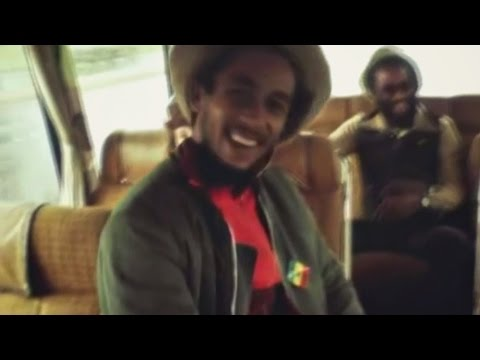 Bob Marley & the Wailers - Tour Bus Video