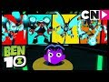 Ben 10 | Alien Upgrades Explained | Innervasion Part 4: Mind over Alien Matter | Cartoon Network