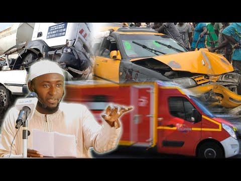 Khoutba du 27/12/19, le problème des accidents de la circulation, par oustaz Omar Diallo (HA)