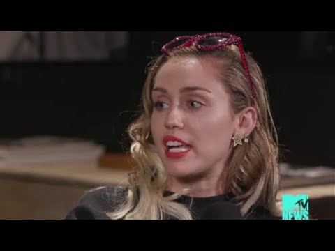 "Miley Cyrus REVEALS How Hannah Montana & ""Younger Now"" Are Connected"