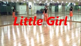 Little Girl -Line dance(사)한국라인…