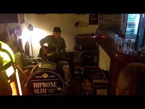 Hipbone Slim - One Man Band LIVE