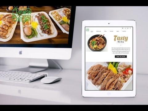 Webdesign-France (Projet restaurant) Offre 360
