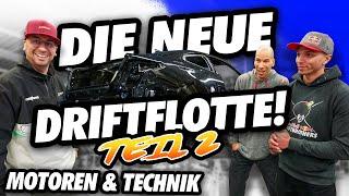 JP Performance - Driftbrothers | Die neue Driftflotte! | Teil 2