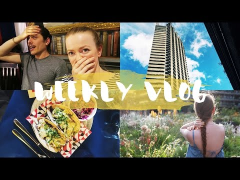 Oxford Street Shopping, EM in London, The Barbican - WEEKLY VLOG #24
