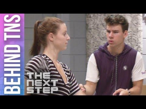 Behind the s: Chloe, Hunter & Daniel Trio Rehearsal  The Next Step