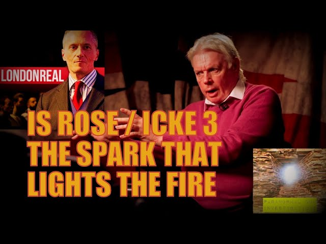 We asked about David Icke, Brian Rose & London Real in Spirit box session, this is what was said!