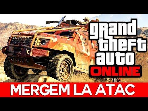 MERGEM LA ATAC! GTA Online