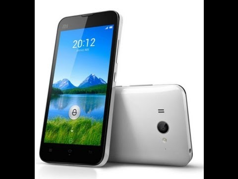 Xiaomi Mi2 Xiaomi X2 Conference Used Fully PPT Show