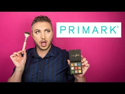 Гримирам се САМО с продукти от PRIMARK