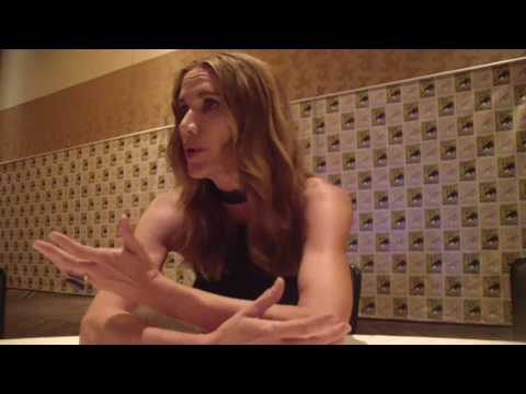 Kelly Lynch for Mr. Mercedes at SDCC 2017