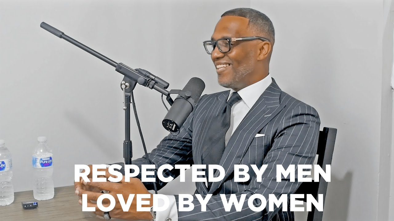 Kevin Samuels Talks Being a High Value Man, Criticisms From Women, The Gender Wars + more