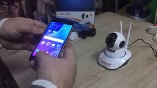 Abbinare la telecamera con YYP2P  con Wi-Fi