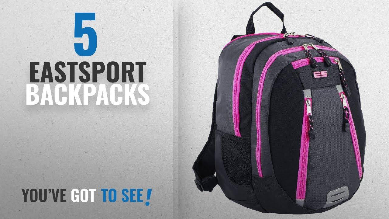 d15554dedefa Top 10 Eastsport Backpacks [2018 Best Sellers]: Eastsport Sport Backpack  for School, Hiking, Travel,