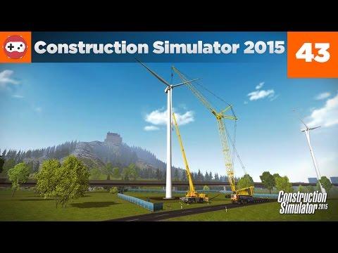 "Construction-Simulator 2015 #43 - ""Znikł most"" /w Dzingis"