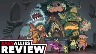 Death's Door - Easy Allies Review (Video Game Video Review)
