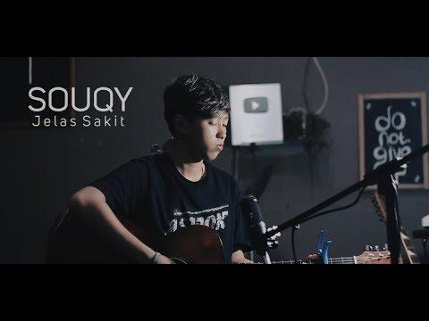 SOUQY - Jelas Sakit ( COVER CHIKA LUTFI )
