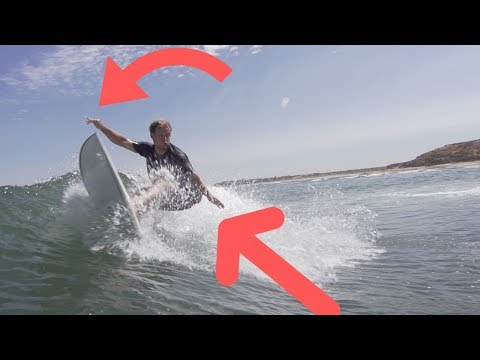 Things we can learn surfing small waves