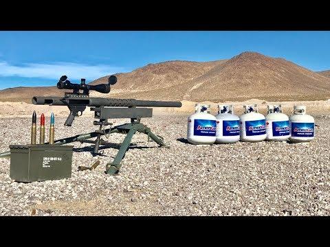 20mm vs Propane