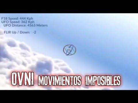 OVNI del Pentágono: Explicación de su movimiento imposible para algo volador terrestre