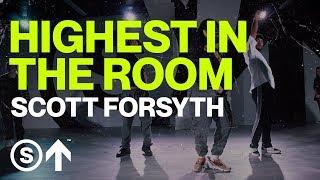 "SCOTT FORSYTH | ""Highest In The Room"" - Travis Scott | STUDIO NORTH"