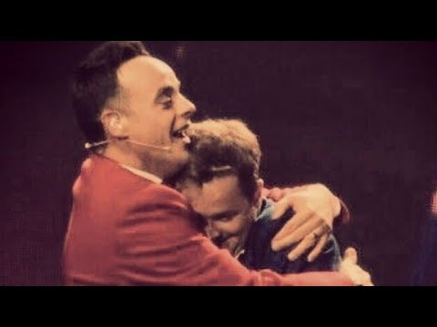 AntMcpartlin Possessive?                   ;-D  14 times Ant was possessive and protective of Dec